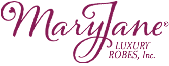 MaryJane Luxury Robes Logo